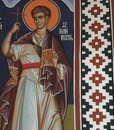 Fresco, Saints, Baseball Cards, Icons, Men, Fresh, Symbols, Guys, Ikon