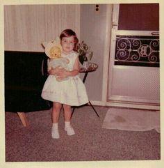 Vintage Easter snapshot