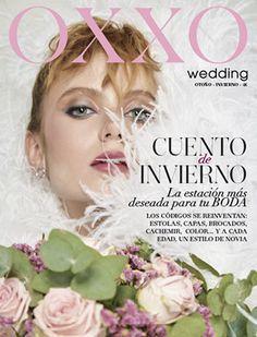 OXXO WEDDING Nº10 MAGAZINE Fotógrafo Danniel Rojas www.dannielrojas.com Estilista Bianca Fuentes  www.biancafuentes.com.es  Peluquería Jesús de Paula Maquillaje Ana Albiol www.bloganaalbiol.com Modelo Blow Models #Magazine #OxxoWedding #bazar #shopping #editorial #fashion #novia #bride #retro #inspo #weddingmagazine #bridalmagazine #revistanupcial #romanticismo