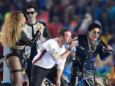 ¿A quién no le gusta el medio tiempo del Super Bowl? Coldplay, Beyoncé y Bruno Mars fueron parte de el Super bowl 50.
