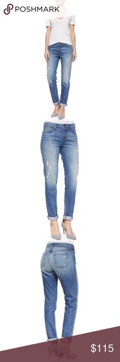 NWT J Brand Jake Slim Boyfriend Jeans 23 Jake low rise slim boyfriend - NWT! I'm a 24 and the waist still fits me too and becomes less boyfriend-y J Brand Jeans Boyfriend