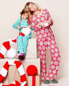 Have a pajama party with your mom... or your brothers and sisters... or your friends...