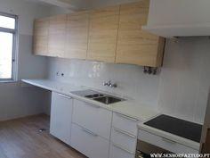 SENHOR FAZ TUDO - Faz tudo pelo seu lar !®: Montagem de uma cozinha Ikea em Alfragide