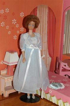 1965 Barbie Sleeping Pretty #1636
