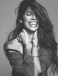 Just sooo much happiness in this picture!! Christina Perri