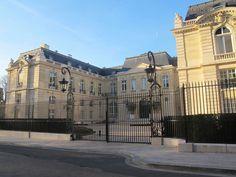 Le Château de la Muette (Paris)