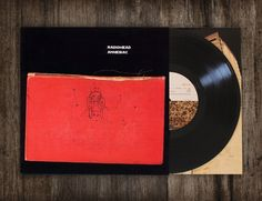 Amnesiac by Radiohead on vinyl