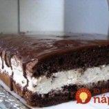 Ez a torta mindent felülmúl, annyira ízletes, hogy nem lehet betelni vele! No Cook Desserts, Sweet Desserts, Sweet Recipes, Delicious Desserts, Yummy Food, Sweet Cookies, Cake Cookies, Food Cakes, Cupcake Cakes