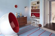 Iconic And Playful Decor Inspirations By Eero Aarnio