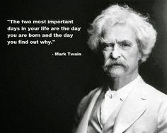 Mark Twain quote #marktwain #quote