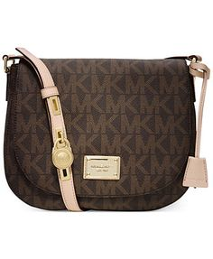 91d5247308d6 MICHAEL Michael Kors Hamilton Large Messenger Bag Handbags   Accessories -  Macy s