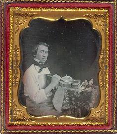 (c.1840s-1850s) Silversmith