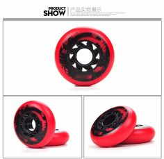 Buy 4 piece Quality PU inline roller skates wheels High elasticity FreeStyle Roller Blade rodas FSK Sliding Ruedas Online From China Roller Skate Wheels, Roller Skating, Inline, Skates, Blade, Wheels, Llamas