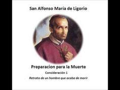 San Alfonso María de Ligorio - Retrato de un hombre que acaba de morir (1)