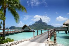 Be spoilt!  Le Meridien Bora Bora - Overwater Lagoon View Villa + Daily Cooked Breakfast.  7 Nights flying Air Tahiti Nui from $4,999pp  Book by 31 Aug 2017    https://www.mondotravel.co.nz/article/452    #travel #mondotravelnz #tahiti #borabora #airtahitinui #overwater #villa #lemeridien #flyandstay #greatdeal #sale