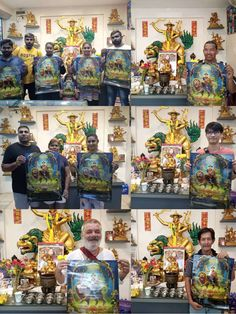 People from around the world are happy to invite Dorje Shugden home with them along with his prayers, photo, poster, mantra & information booklet. Many of them return & tell us their wishes are fulfilled after praying to Dorje Shugden. Invite, Invitations, Buddha Meditation, Main Attraction, Mantra, Nepal, Booklet, Mumbai, Wealth