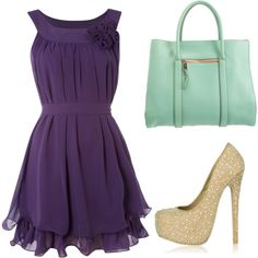 Daytime Datetime!, created by propelunam on Polyvore