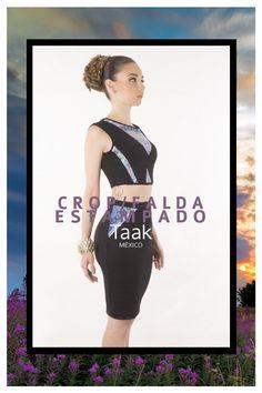 Conjunto de la colección 16-17 #Radikal by #taakmx Crop+Falda; Sofisticado y Sensual; Artesanal y Contemporaneo. Dos partes que forman una misma unidad. #color #teamtaak #taakmx #moda #hechoamano #madetomeasure #belleza #talentomexicano #talento#estilo #style #mexico #tradicion #hidalgo #womenswear #office #smart #smartcasual twitter.com/... www.instagram.com... www.facebook.com/... www.taakstyle.com/