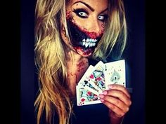 Evil Alice in Wonderland Makeup | Dark Alice | Pinterest | Alice ...