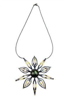 Mario Salvucci Passiflora necklace