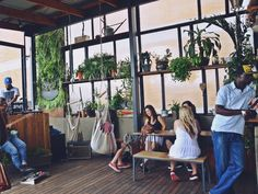 The Living Room - Maboneng Retail Interior Design, Art Hub, Rooftop Bar, Africa Travel, Big Day, South Africa, Stuff To Do, Around The Worlds, Explore