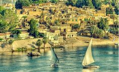 Noba, Aswan, Egypt