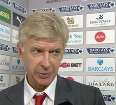 Arsenal boss Arsene Wenger refuses to rule out move for striker