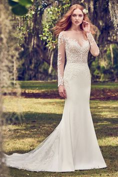 27 Best Maggie Sottero Wedding Dresses images in 2019  0f1892e9ed5c