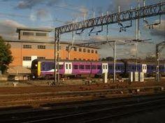 England - Northern Railway-Crewe