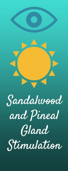 Discover how Sandalwood essential oil can help open up the brains' capacity for  peace, creativity and much more. #aromatherapy