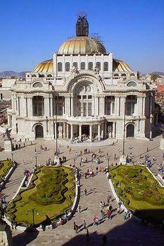 Romantic Ballet Theater -Palacio de Bellas Artes