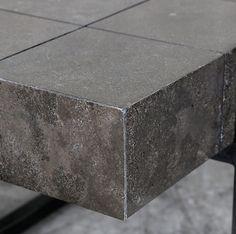 Detalle mesa piedra Table, Furniture, Home Decor, Mesas, Decoration Home, Room Decor, Tables, Home Furnishings, Home Interior Design