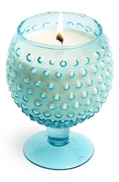 Hobnail Goblet Soy Wax Candle
