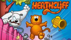 Heathcliff, Heathcliff, no one could terrorize the neighborhood.....  Loved the Alley Cats!