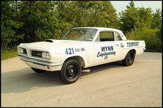 1963 Pontiac Le Mans Coupe  421 Super Duty  High Bid: $925,000
