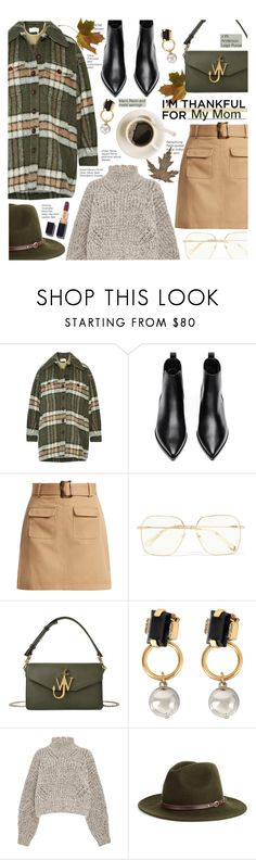 """I'm Thankful for My Mom"" by voguefashion101 ❤ liked on Polyvore featuring Chloé, Acne Studios, AlexaChung, J.W. Anderson, Marni, Isabel Marant and Christys'"