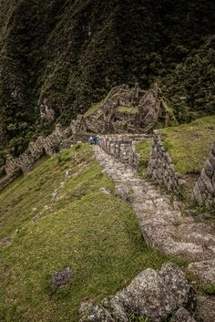 Winay Wayna - you almost made it, don't give up One day inca trail with gadventure Inca terrace, Inca trail, trekking, machu picchu, nature, travel, travelphotography, landscape, landscapephotography, mountains, bucket list