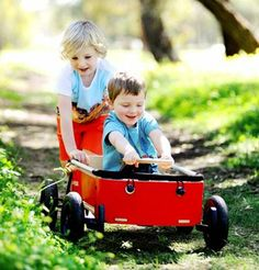 #Wishbone #wagon #ecofriendly #kidstoys #kidsbikes