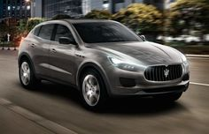 The V8 engine is also a turbocharged engine with 3.8-liter capacity to offer the new 2017 Maserati Levante...release date will be during the first quarter