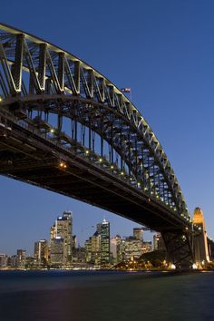 Sydney Harbour Bridge, Australia by Lonely Planet Images on artflakes.com