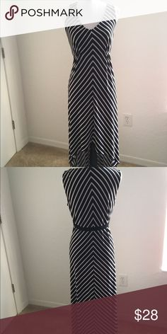 AB Studio High Low Dress Only worn once, excellent condition  🎀Reasonable offers considered🎀 Dresses