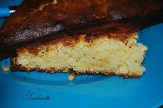 Caprese al limone - Gâteau au citron, amandes