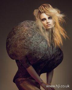 United Kingdom. The avant-garde hairdresser year 2011. | HairTrend