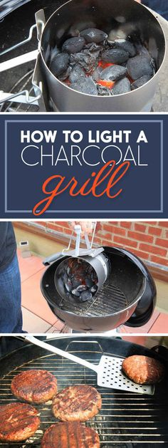 Everything You Need To Know About Lighting A Charcoal Grill