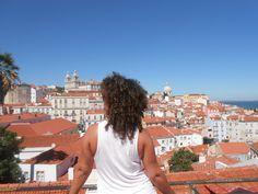 Miradouro de Santa Luzia - Lisboa / Portugal