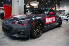 Crawford Performance Pushes the Limit at SEMA 2012 with Turbo Charged 2013 Subaru BR-Z