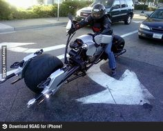 Best motorcycle ever!