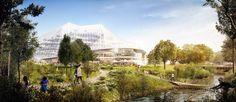 See BIG & Heatherwick's Design for Google's California Headquarters,© Google / BIG / Heatherwick Studio