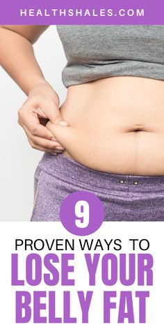 You've tried every fad diet out there, but none of them seem to work. That stubborn belly fat won't budge. Before you give up completely, there are tried and true methods to turn your body into a belly-fat burning machine. Here are 9 proven ways to lose weight and burn belly fat fast. #WeightLoss #BellyFat #HealthyLiving #FatLoss #LoseWeight Best Weight Loss Foods, Weight Loss Secrets, Healthy Recipes For Weight Loss, Weight Loss Meal Plan, Burn Belly Fat Fast, Stubborn Belly Fat, Weight Loss Shakes, Weight Loss Motivation, How To Lose Weight Fast