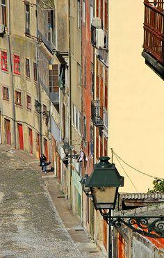 Rua Da Madeira-Porto by JPA!